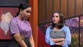 Alice Norin Berantem Sama Melaney | BUKAN TALK SHOW BIASA (06/06/18) 1-4