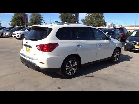 2017 Nissan Pathfinder San Antonio, Austin, Houston, New Braunfels, Helotes, TX NW11861