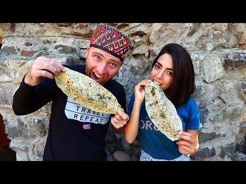 Zhingyalov Hats | The Famous Snack From Artsakh | HD