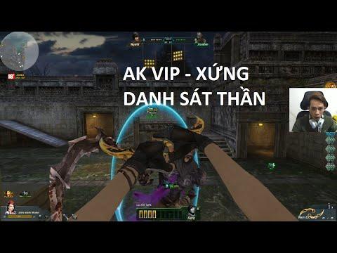 [POPSCR16] Truy Kích | AK VIP vs ZOMBIE - Quái Vật Tỉnh Giấc ✔