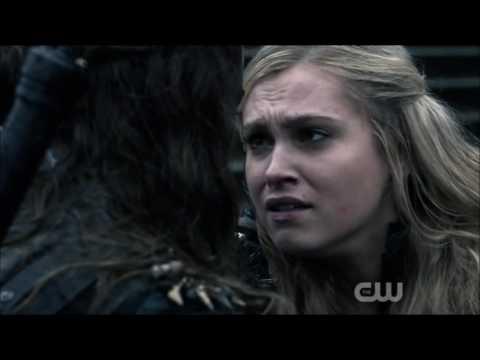 Download Clarke and Lexa scenes 3x16 ( Lexa returns and saves Clarke)