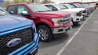 Ford XLT 302A vs Ford XL STX 101A