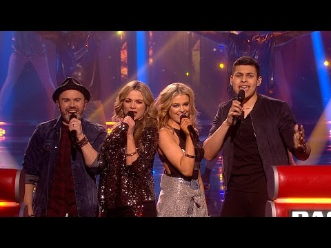 The Finalists - These Days - The Voice of Ireland - The Final - Series 5 Ep17
