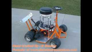 Cool Bar Stool Racers By Www.barstoolracerplans.com