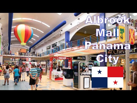Albrook Mall || Panama City || Largest Mall In Central America #albrookmall #panamacity