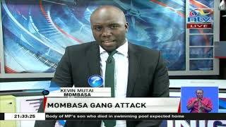 BREAKING NEWS: Tension in Bamburi following attack on residents by machete-wielding gang