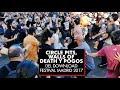Recopilación de CIRCLE PITS, WALLS OF DEATH y POGOS del Download Festival Madrid 2017