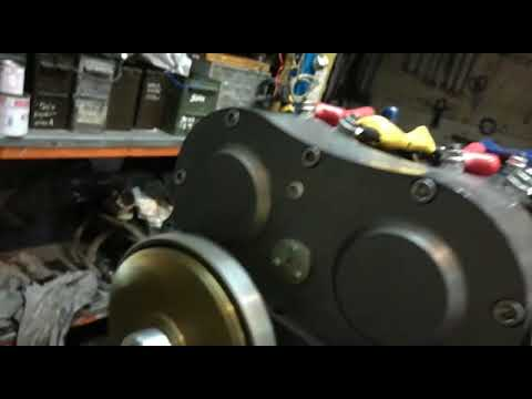 Upgrade 8274 double motor with +55% overdrive gear