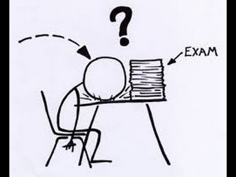 Beating anxiety exam stress youtube beating anxiety exam stress thecheapjerseys Images