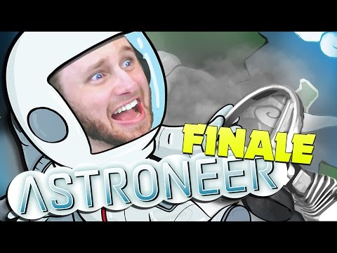 Save ASTRONEER | THE END OF THE WORLD?! [FINALE] Pictures