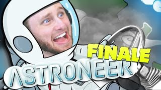 ASTRONEER | THE END OF THE WORLD?! [FINALE] thumbnail