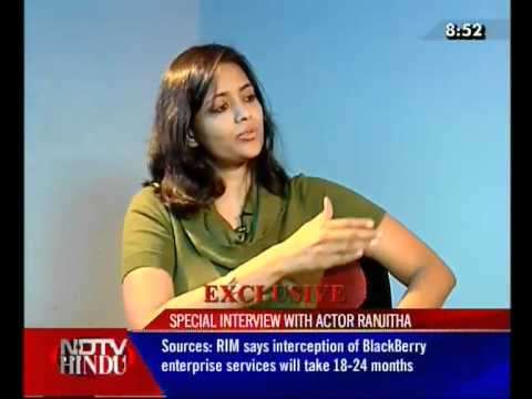 SURVIVING A SCANDAL  3 (3) - EXCLUSIVE WITH RANJITHA - NDTV HINDU
