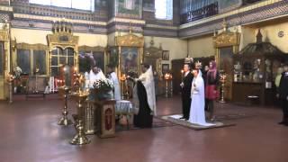 ВЕНЧАНИЕ в День Казанской иконы Божией Матери (короткий MPEG_DVD)
