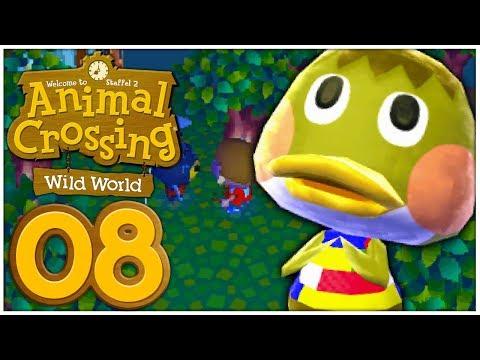 Animal Crossing Wild World Staffel 2 Part 8: Olivia & das GEHEIME Passwort