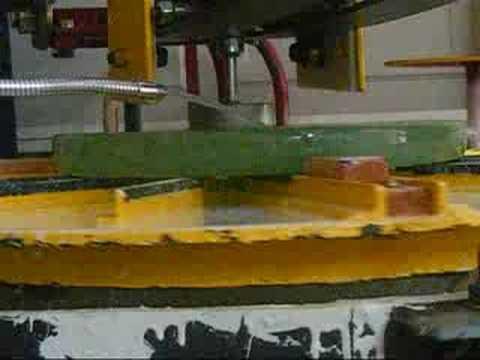 Mirror Grinding - Diamond Curve Generating Machine