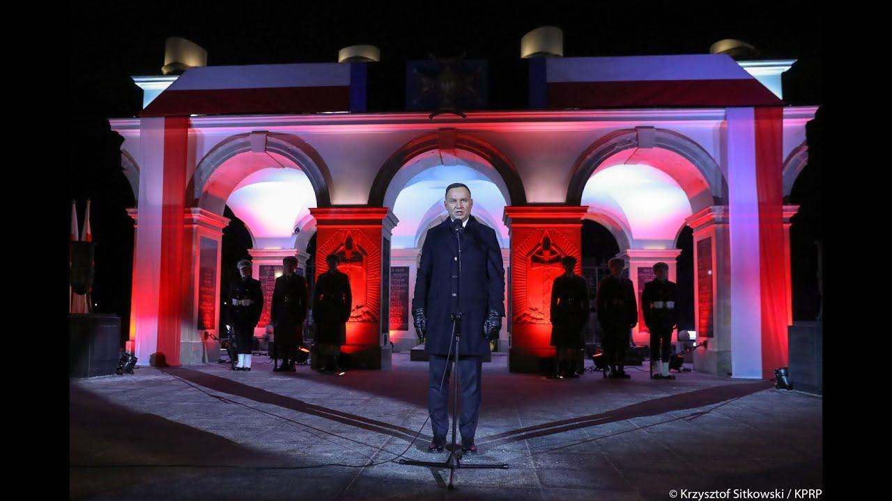 Prezydent na Apelu Pamięci z okazji Narodowego Dnia Pamięci Żołnierzy Wyklętych