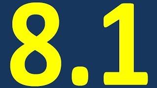 АНГЛИЙСКИЙ ЯЗЫК ШАГ ЗА ШАГОМ. ENGLISH GALAXY. УРОК 8.1 КОНТРОЛЬНАЯ   УРОКИ АНГЛИЙСКОГО ЯЗЫКА