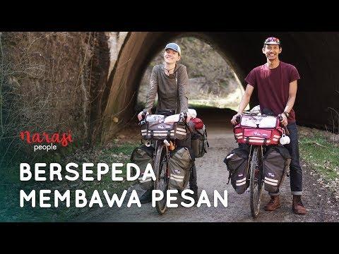 Bersepeda Membawa Pesan | Narasi People