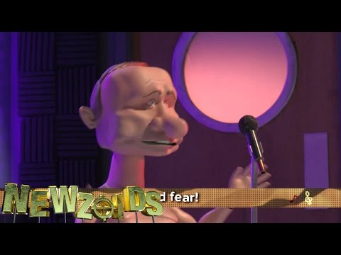 Vladimir Putin Karaoke Korner - Newzoids