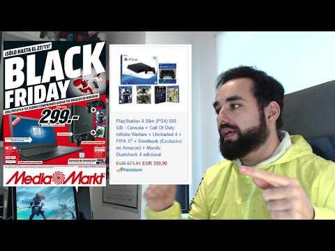No Compres las Ofertas de Playstation PS4 Todavía espérate al Black Friday