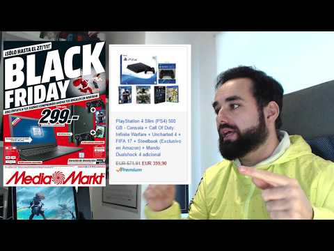 No Compres las Ofertas de Playstation PS4 Todavía espérate al Black Friday