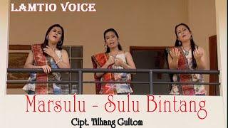 MARSULU - SULU BINTANG - LAMTIO VOICE ( Official Music Video )