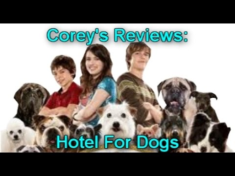 Hotel For Dogs Movie Review Youtube