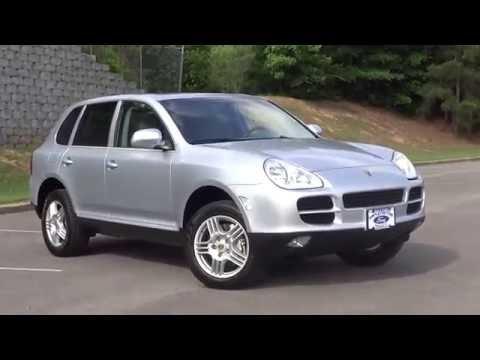 2004 Porsche Cayenne S - Car Review