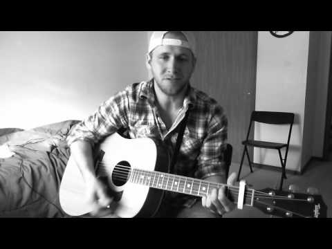 Let Me Down Easy - Billy Currington (acoustic cover)