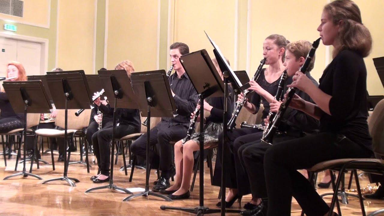 """00603 VII Baltijas valstu pūtēju orķestru diriģentu... forums, koncerts"""""""" Solo ar otķestri"""""""""""