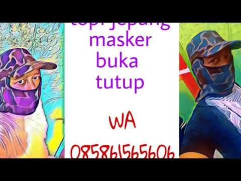 Topi Jepang / Topi Mancing / TOPI MASKER. WA.085861565606