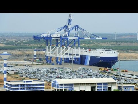 Hambantota Port: Joint venture between China and Sri Lanka begins operations