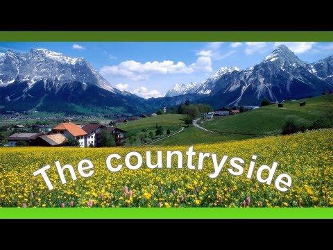 Как по английски будет деревня