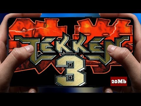 Tekken 3 Download On Android | All Characters Unlocked 2020 |