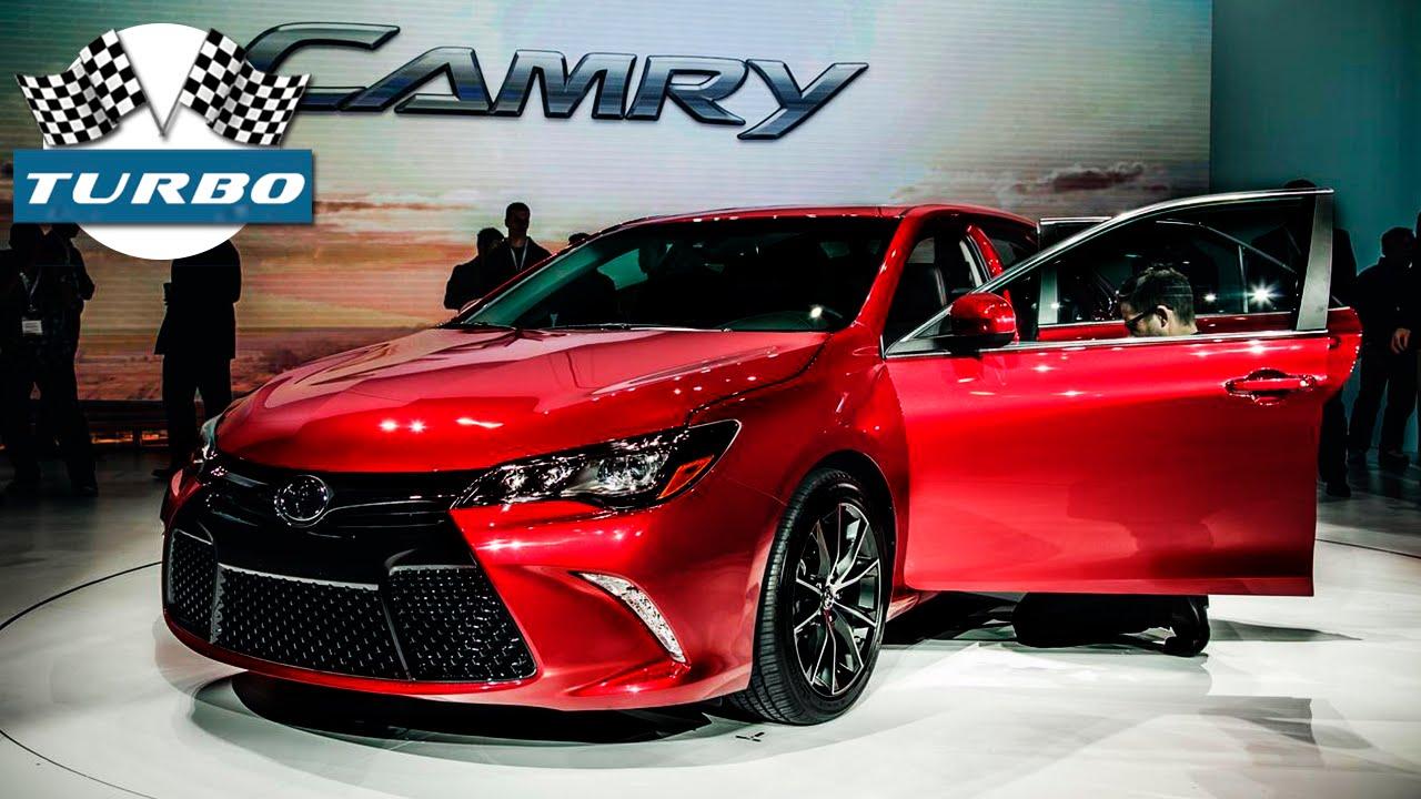 5 фактов о Toyota Camry. которые вы не знали