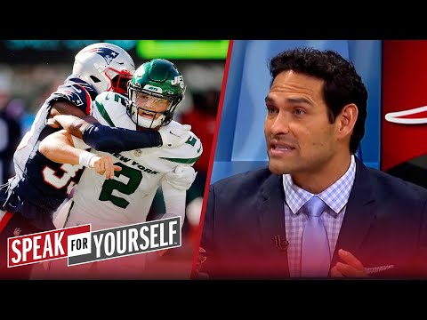 Mark Sanchez explains the reason why Rookie QBs are struggling | NFL | SPEAK FOR YOURSELF