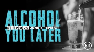 Mitchell Tenpenny - Alcohol You Later Livestream