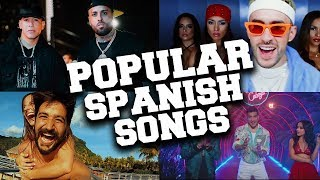 Top 100 Most Popular Spanish Songs of 2020 (Until May)
