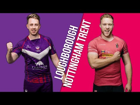 BUCS Super Rugby: Loughborough v Nottingham Trent