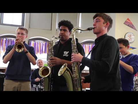 All That Jazz: Student revives black music with ensemble   The Badger Herald