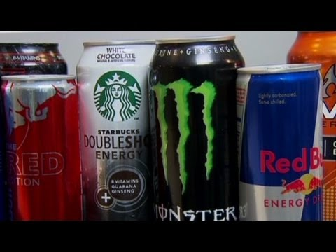 Energy Drink Companies Pressured To Change Marketing
