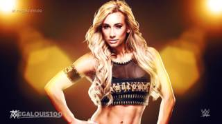 "Carmella 2nd and NEW WWE Theme Song - ""Fabulous"" (Intro Edit) with download link"