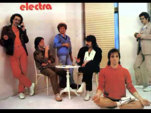 Electra Tritt ein in den Dom 1980 Germany locked