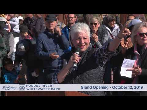 view Whitewater Park Grand Opening video
