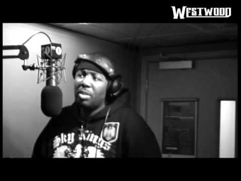 Erick Sermon interview part 1 - Westwood