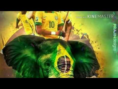 World cup 2018 song ll brazil suppoter ll Russia world cup 2018 ll patiya multimidea
