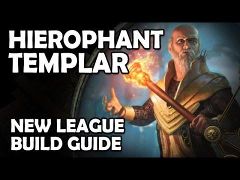 Poe  Ssf Templar Build