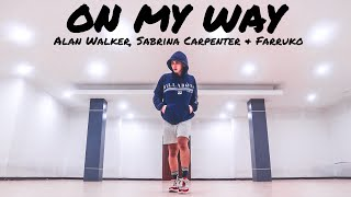 [3.07 MB] Alan Walker, Sabrina Carpenter & Farruko - On My Way | ZUMBA FITNESS DANCE | FITDANCE (PUBG Edition)