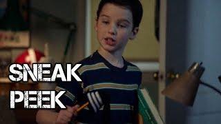 Young Sheldon - Episode 1.09 - Spock, Kirk, and Testicular Hernia - Sneak Peek 1