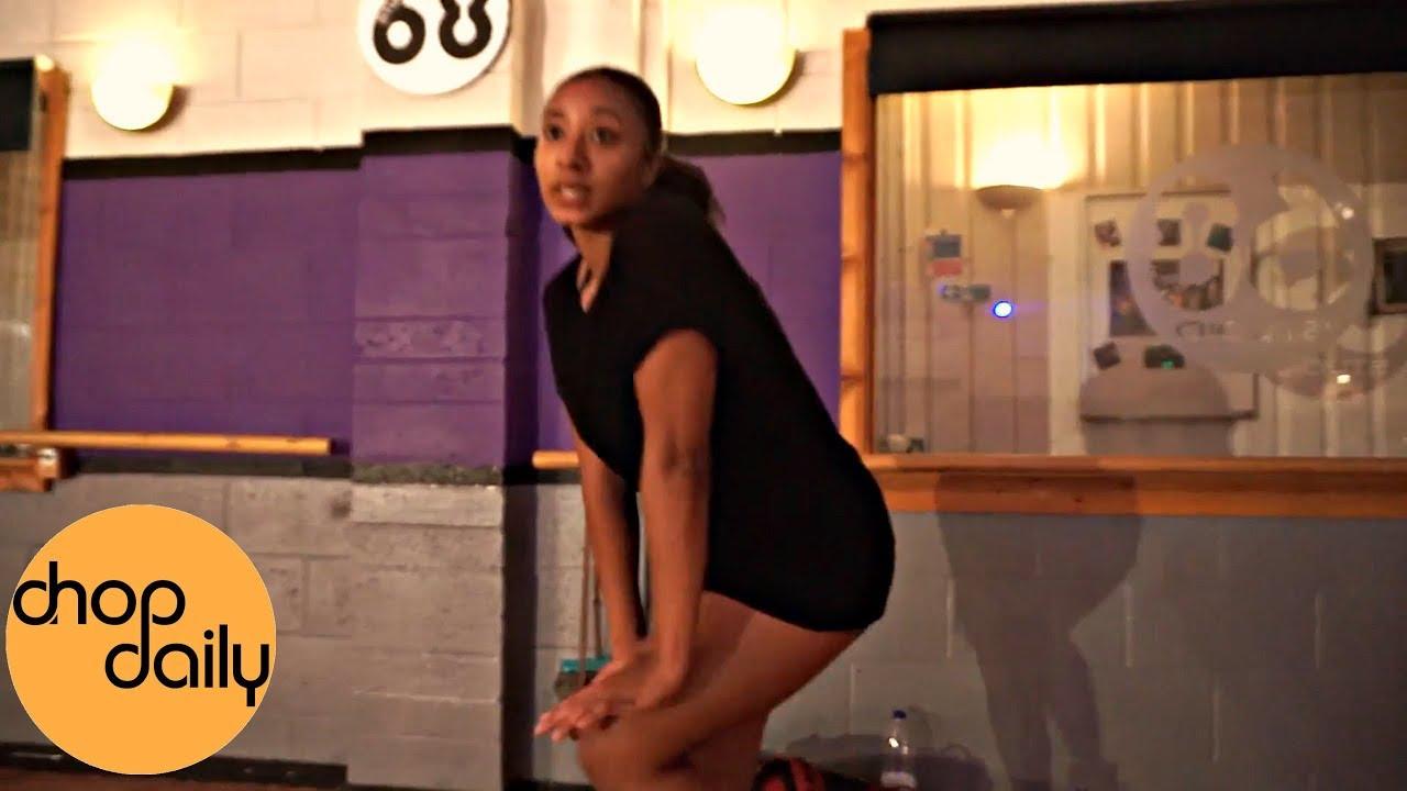 Shakka ft AlunaGeorge - Man Down (Dance Class Video)